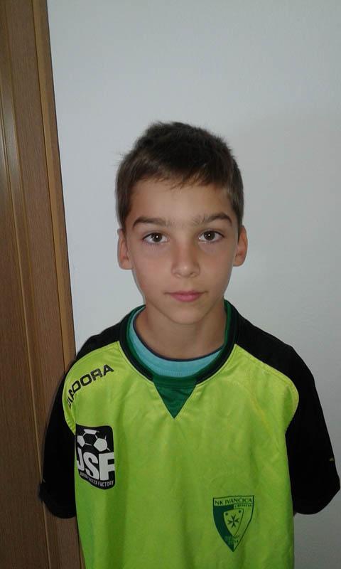 Antonio Osmanović, NK Ivančica Ivanec