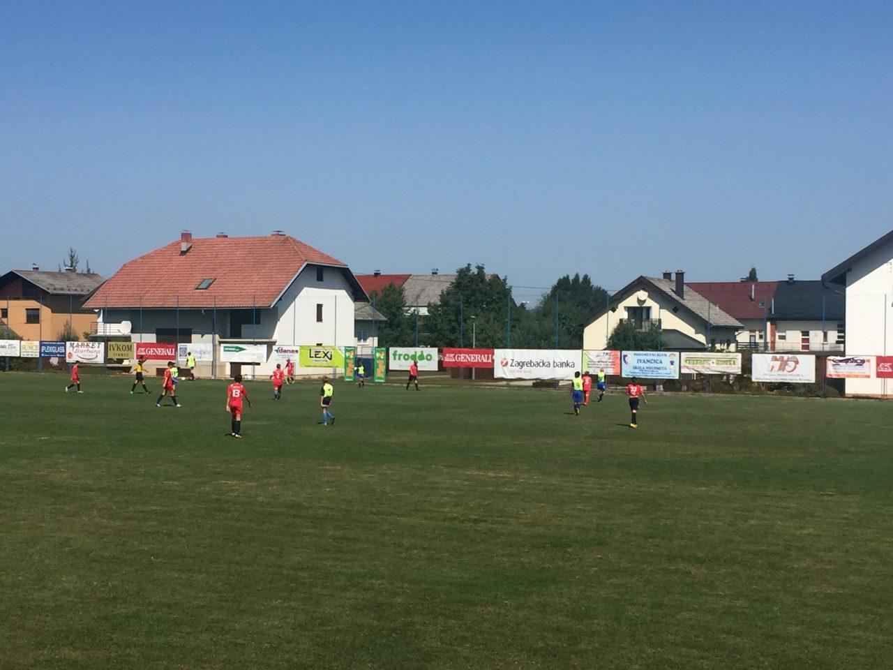 NK Ivančica Ivanec - NK Mladost Ždralovi