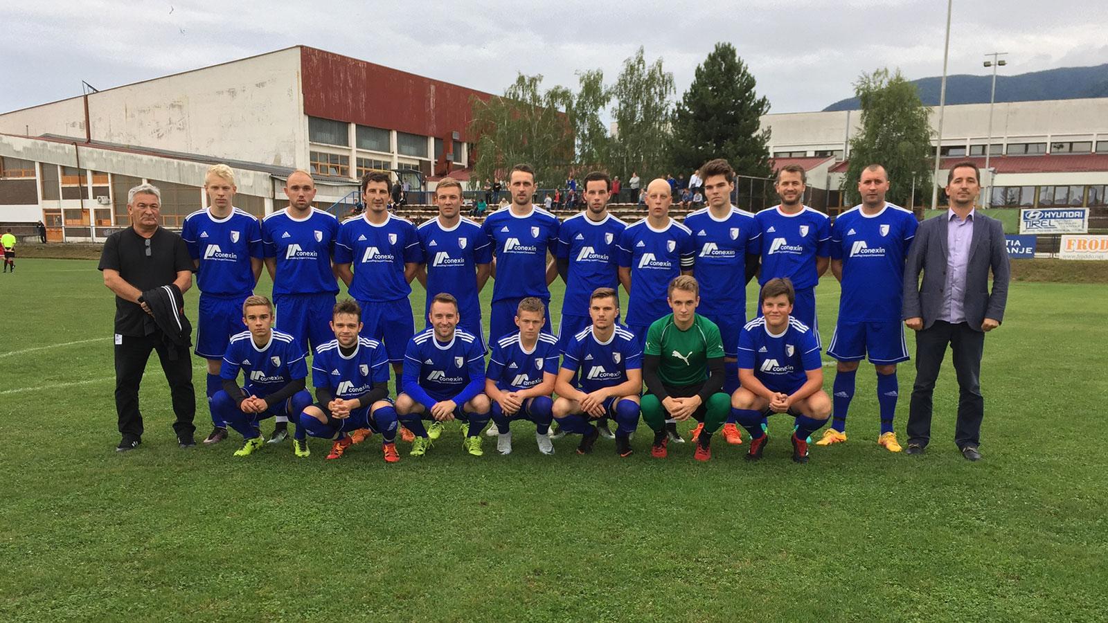 Seniori NK Ivančica Ivanec - sezona 18-19