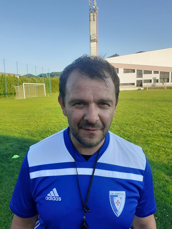 Miroslav Mendaš - trener NK Ivančice