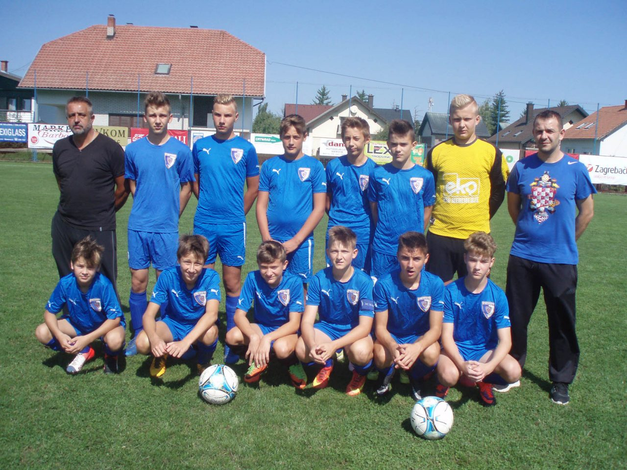 NK Ivančica Ivanec pioniri