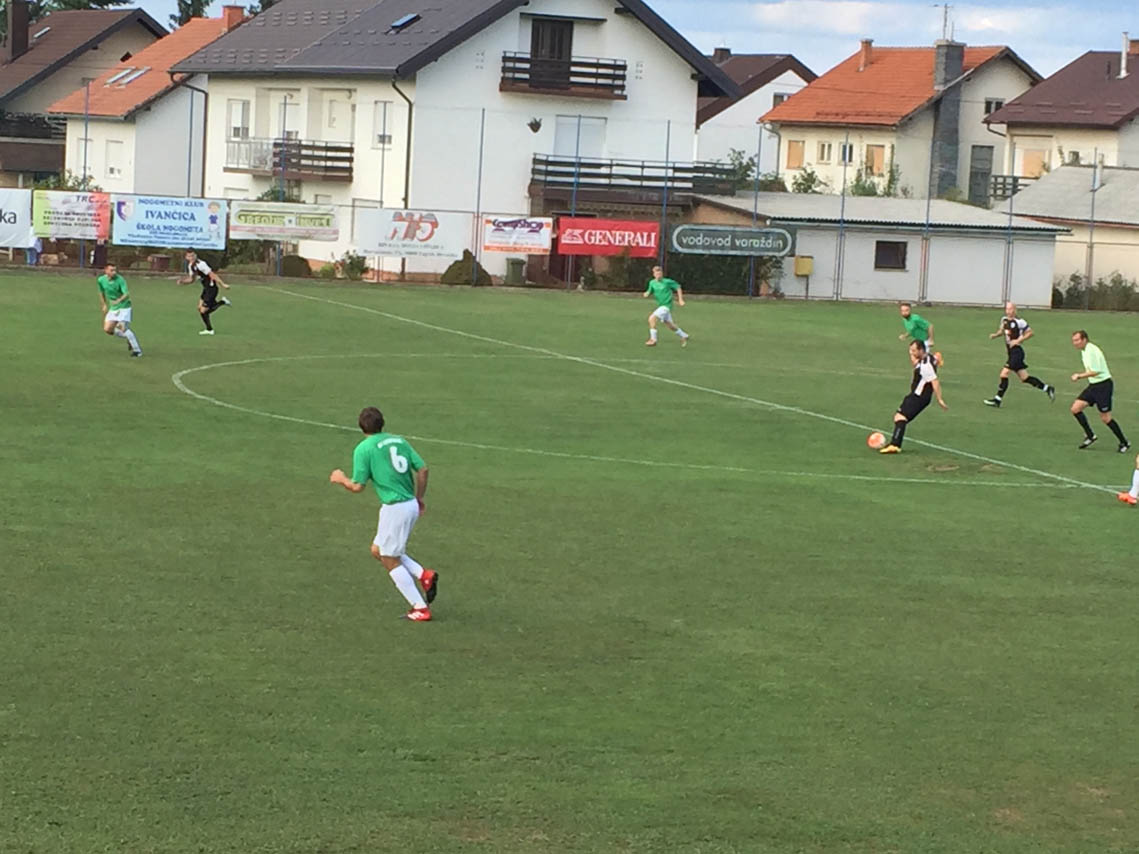 NK Ivančica pobijedila NK Lepoglava