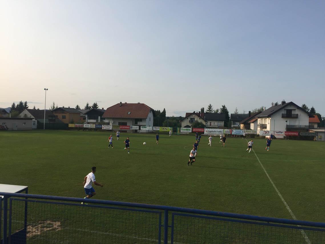 Veterani NK Ivančica Ivanec, NK Mladost Margečan