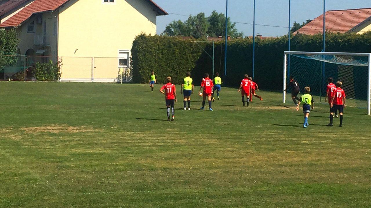 NK Ivančica škola nogometa