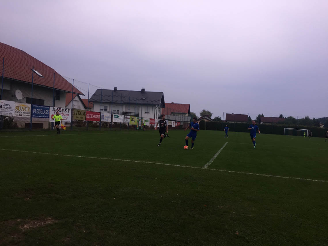 NK Ivančica pobijedila NK Budućnost