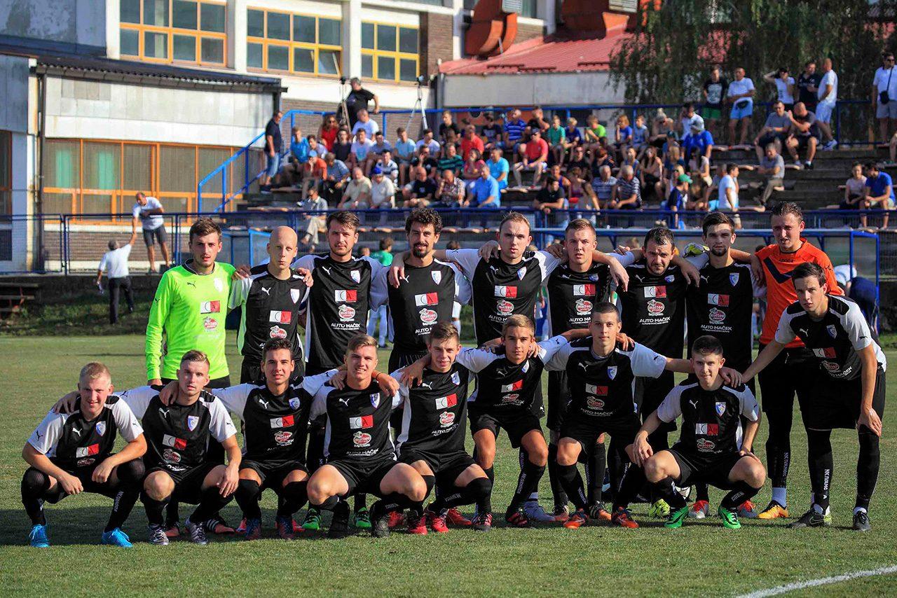 Seniori NK Ivančica Ivanec 04.09.2016