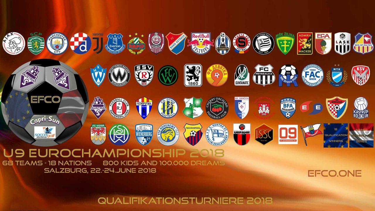U9 Eurochampionship 2018