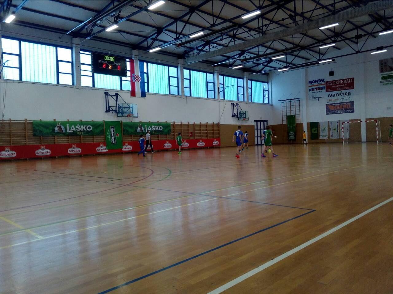 U-10 Revijalna utakmica u Lepoglavi
