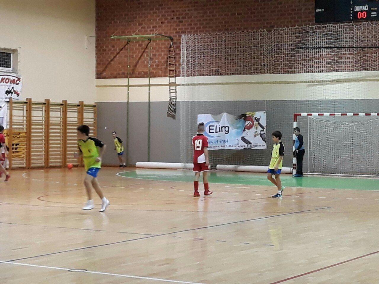 Turnir u Apačima U13